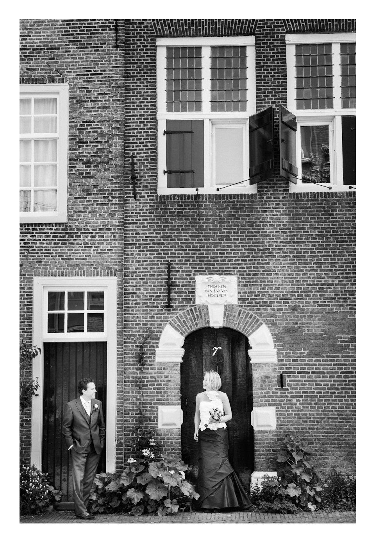 Trouwreportage | Bruidsfotograaf Leiden