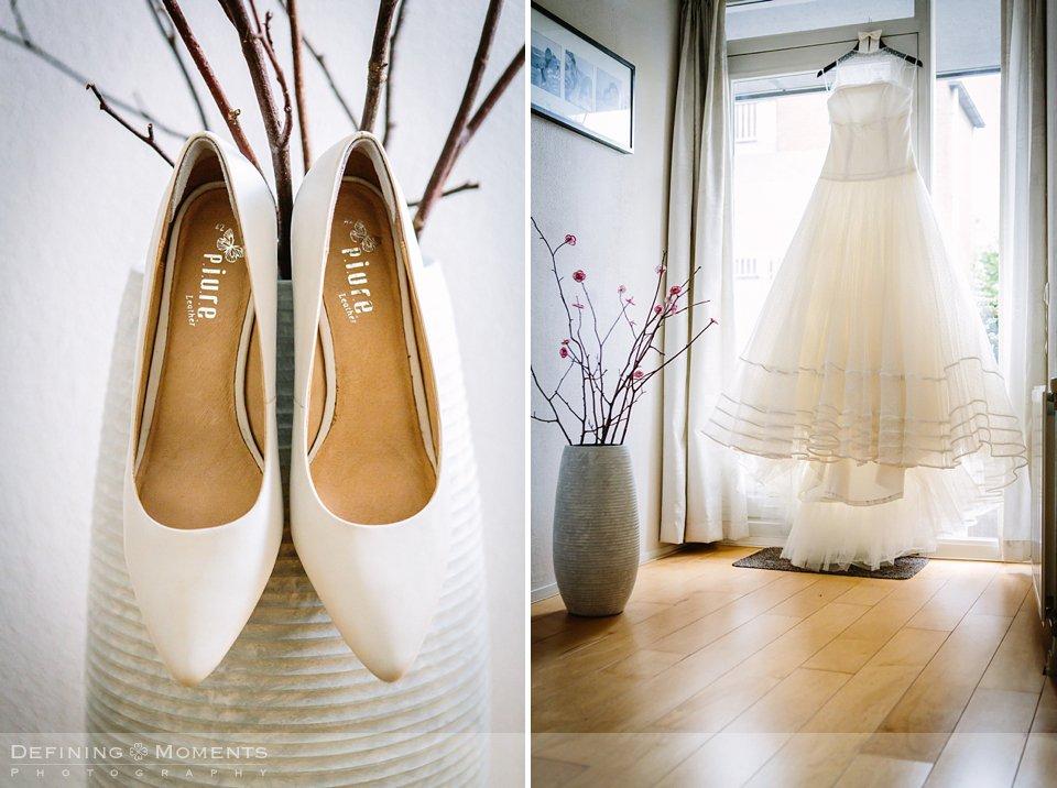 bruidsjurk-bruidsschoenen