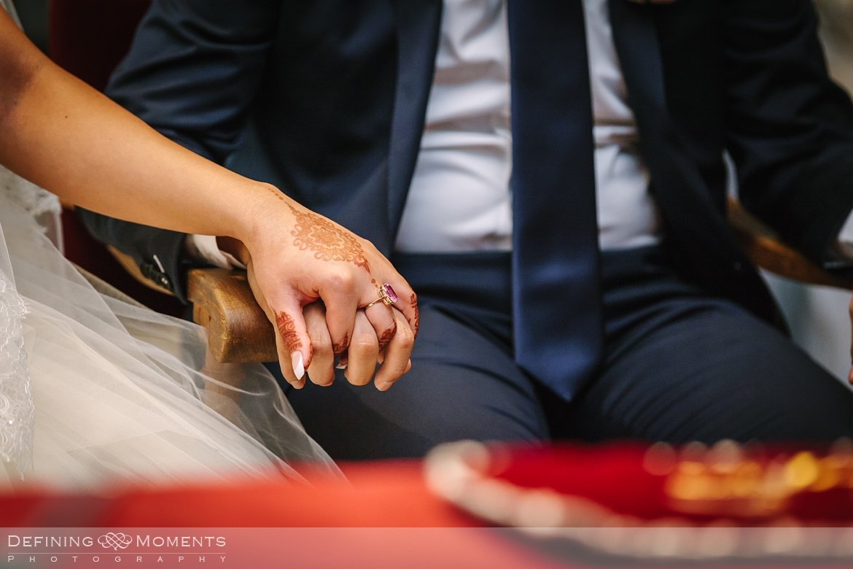 huwelijksfotograaf trouwreportage bruidsreportage bruidsfotografie nederlands marokkaanse multiculturele bruiloft trouwfoto bruidsfoto bergen_op_zoom markiezenhof de_raayberg jimmy_choo bruidsschoenen