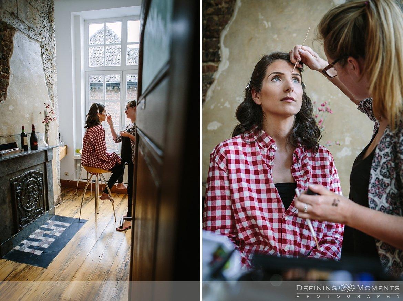 huwelijksfotograaf trouwfotograaf bruidsfotograaf trouwen bruidspaar maastricht thiessen centrum stadsmuur trouwreportage bruidsreportage bruidsfoto trouwfoto wedding photographer netherlands holland