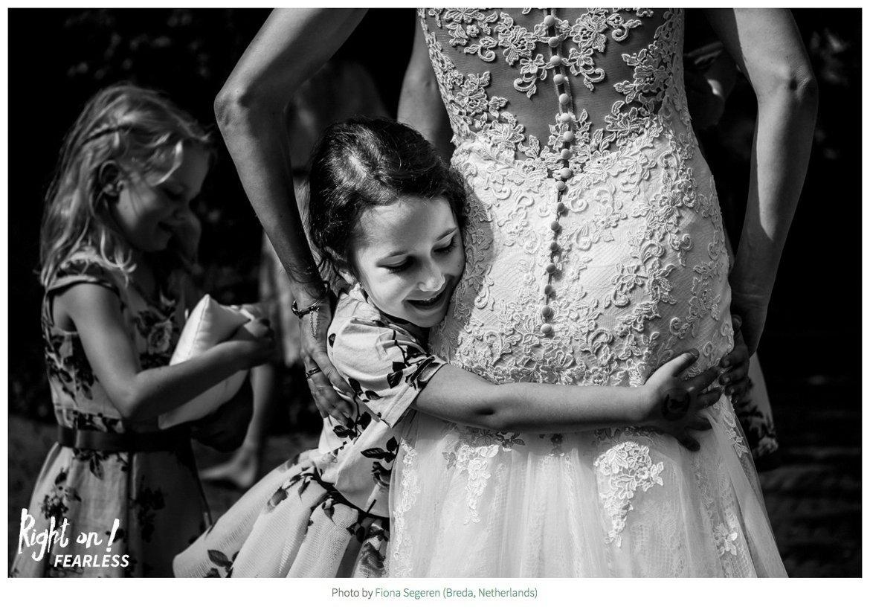 lgbt authentieke ongeposeerde documentaire trouwfotografie trouwfoto journalistieke bruidsfoto natuurlijke emotionele bruidsfotografie documentary wedding photography photographer breda rotterdam